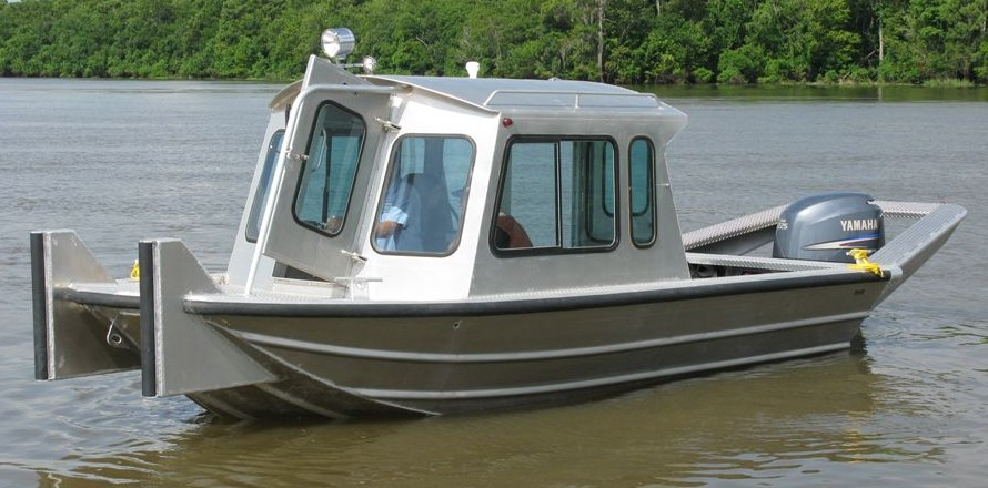 20 Work Boats Scully S Aluminum Boats Inc