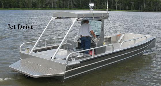 Scullys Aluminum Boats Inc